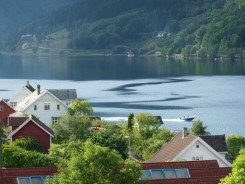 Balestrand, Sognefjord, Norway
