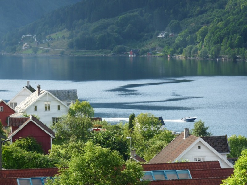 Balestrand, Sognefjord, Norway