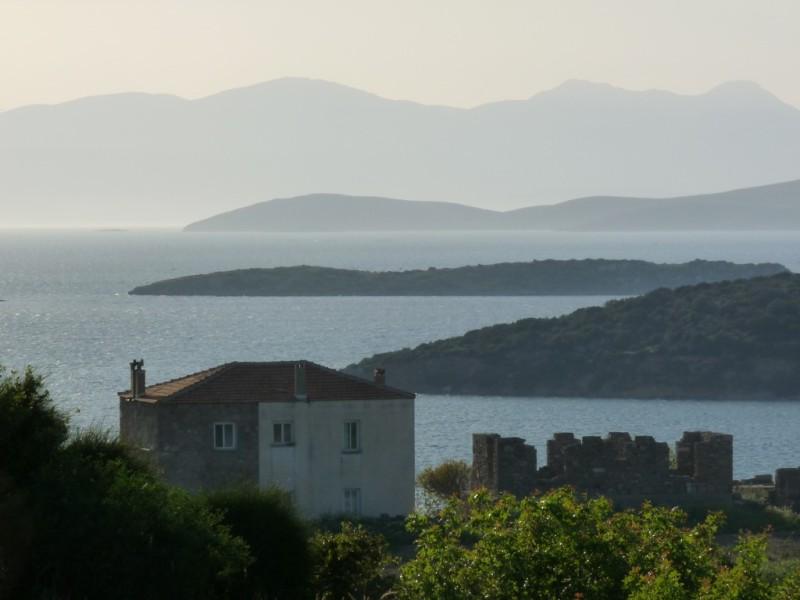 Ildir, West coast of Turkey
