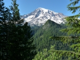 Mount Rainier, 14,400 feet