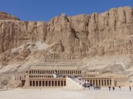 Mortuary Temple of Hatshepsut, near to Valley of the Kings